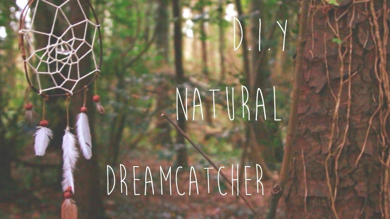 D.I.Y All Natural Dreamcatcher