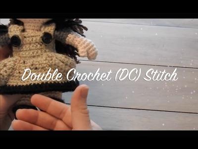 How to Crochet Amigurumi: Double Crochet Stitch