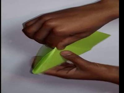 How to make a Paper Airplane |  How to fold the world record paper airplane