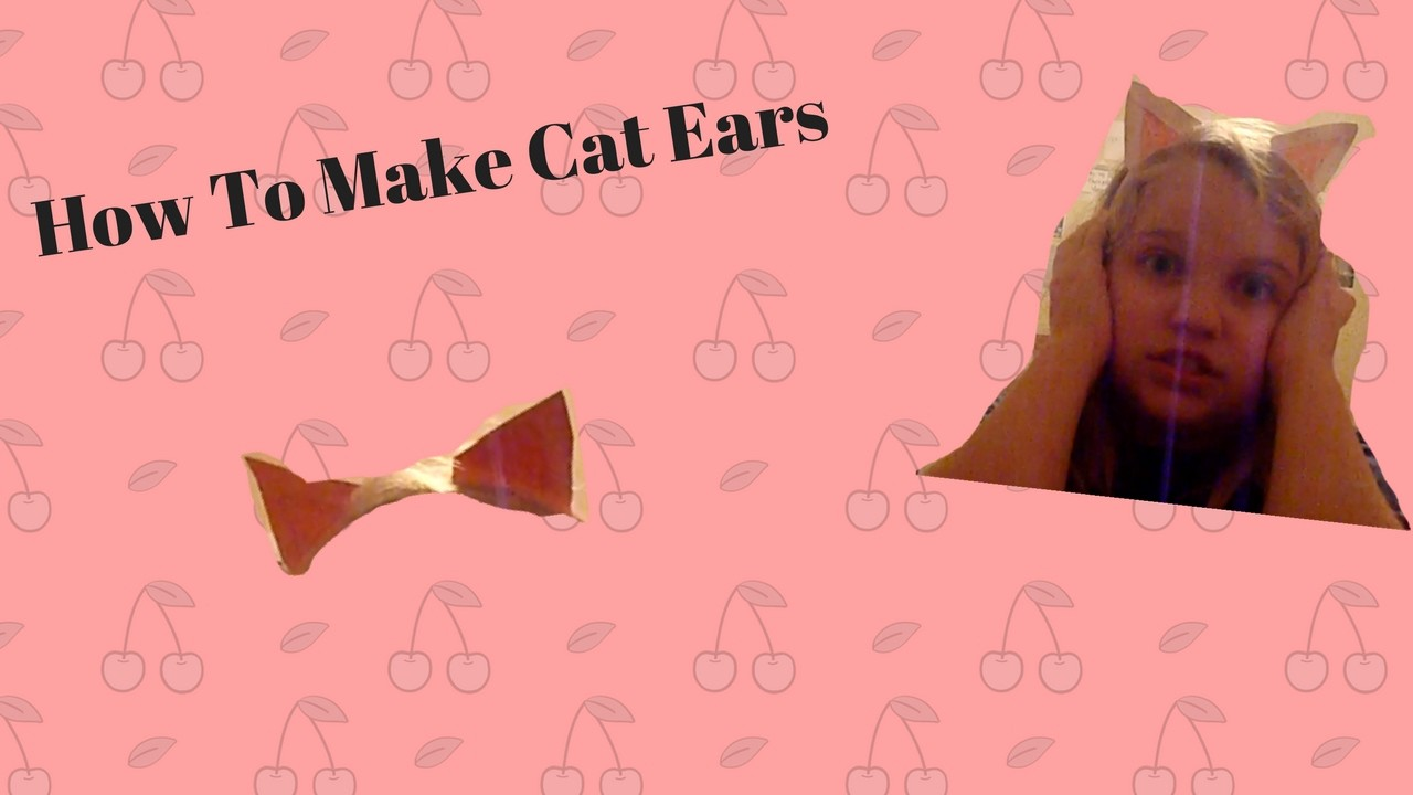 how to clean cat ears video