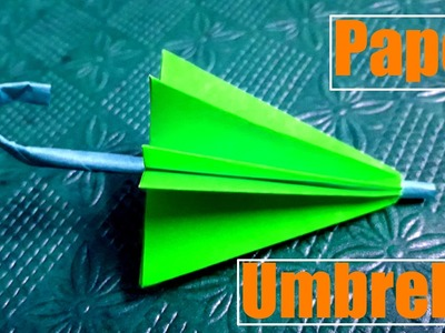 How To Make Origami Paper Umbrella |  Paper Umbrella Tutorial & Craft Ideas By Art  Collection