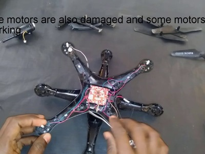 How to make wifi camera or spy camera - see if your drone not working