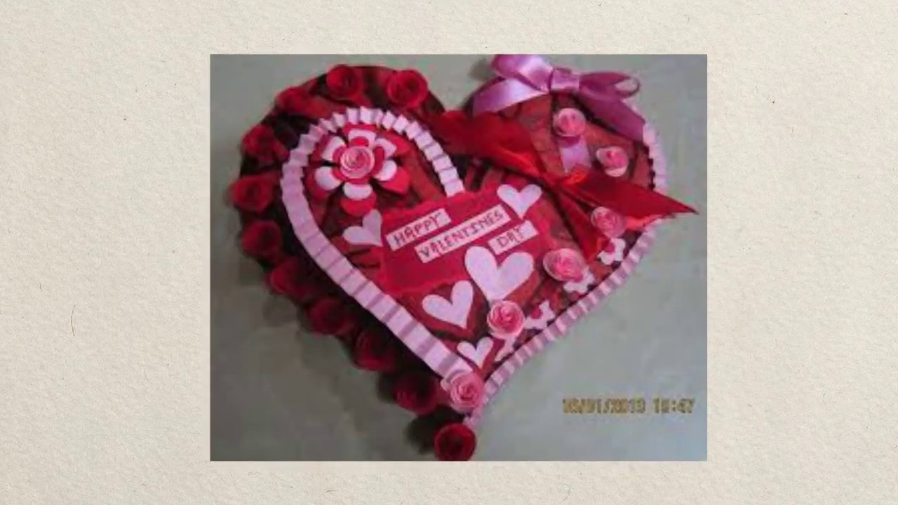Top handmade gifts for valentines day for Best gift in valentines