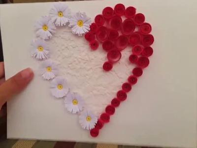 Card Design Handmade # 27 ( Valentine's Special )