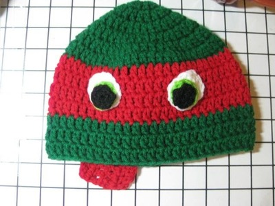 Crochet Share - Turtle Hat and a few more items