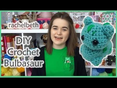 DIY Crochet Bulbasaur