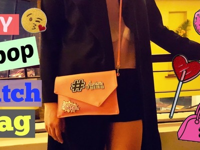 DIY | How To Kpop-Style - Patch Bag