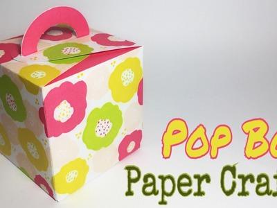 DIY Paper Box !