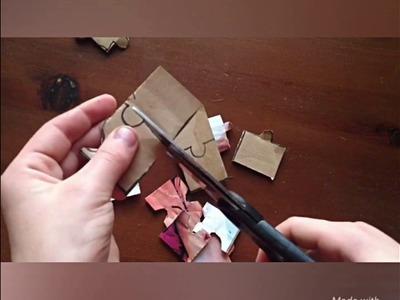 Diy photo puzzle .Super easy