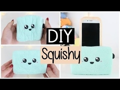 DIY Toaster Squishy Phone Holder!