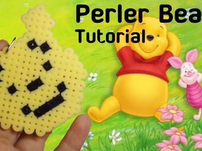 DIY Winnie The Pooh Perler Beads   UkukWorld