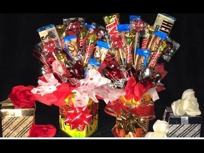 Dollar Tree DIY: Under $10 Candy Bouquet