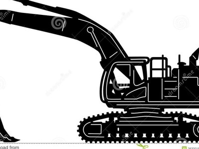How to make a JCB excavator at home easily!