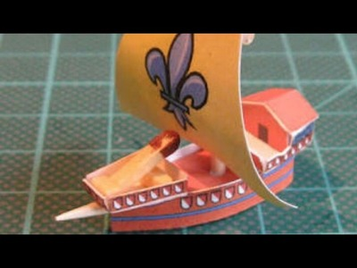 How to make a paper boat ⛴