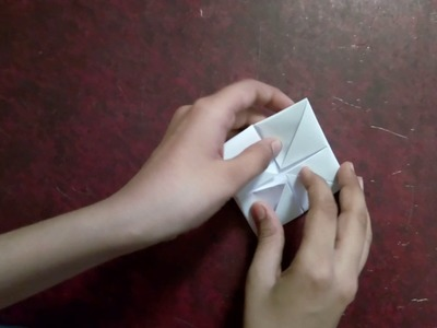 How to make a paper camera easy origami
