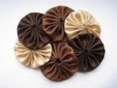 How to Make Chocolate Garnishes Decorations