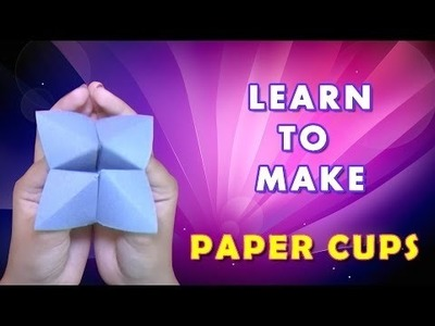How to make four cups