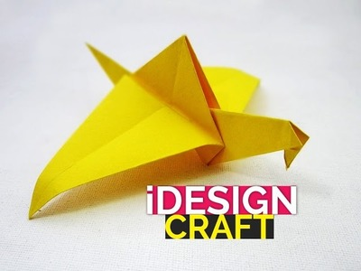 How to Make || Origami Crane || Paper Crane | Crafts For Kids