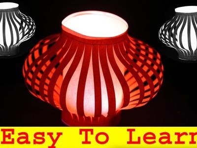 How to Make Paper Lantern Ball    2017 HD   