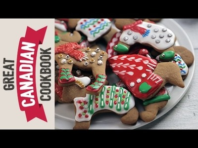 How to Make Ugly Christmas Sweater Cookies