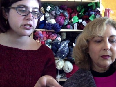 Knitting in our Genes   Episode 20