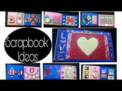 Love scrapbook ideas | valentine Scrapboking  ideas