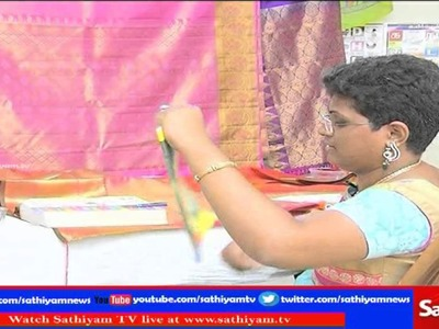 Vidiyal Puthusu: Mrs.Parvathi Explains how to make Silky knot at home | 27.02.17 | Sathiyam Tv