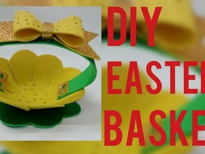 DIY: easy and quick  Easter egg basket