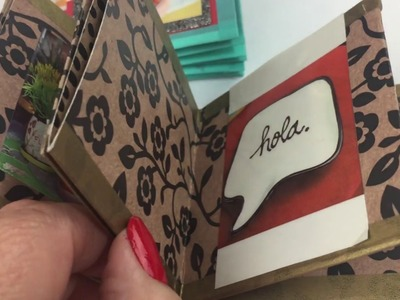 DIY Mini Photo Books