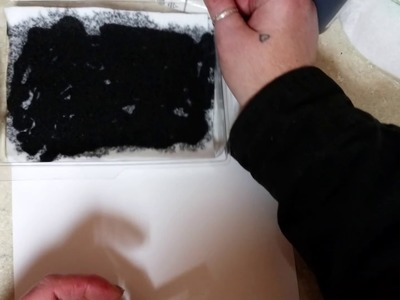 HOMEMADE INK PAD FOR ALCOHOL MARKERS!!! DIY, CHEAP, AWESOME! YOU WON'T BELIEVE IT!!!