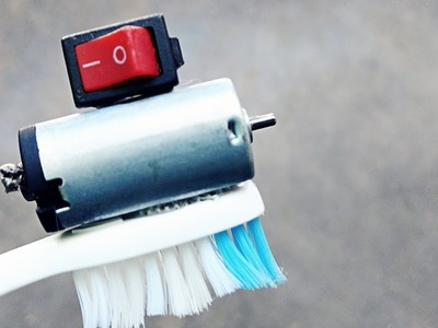 How to make a powerful electric cleaner