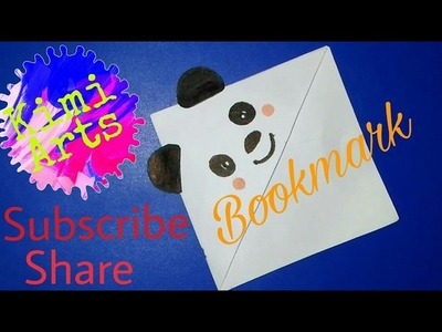 How to make Bookmarks for a notebook.Handmade Bookmarks!