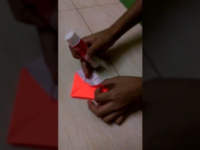 How to make Circus Tent using paper