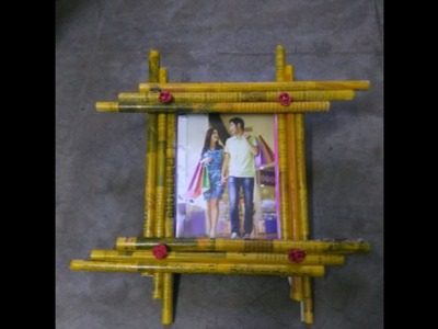 How To Make Latest Photo Frames-Easy Tutorial