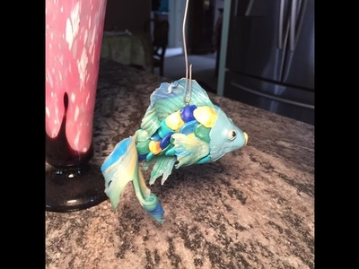 How To: Polymer Clay Koi : Part 1