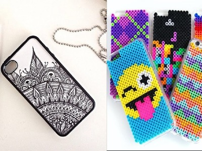 10 DIY Phone Cases You Need To Try ! - Top DIY Phone Cases