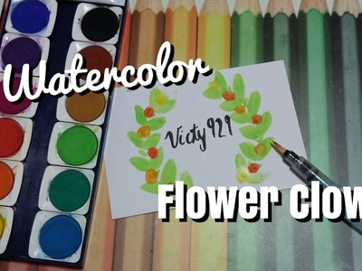 [D.I.Y教學]How to make a Flower Clown Victy929