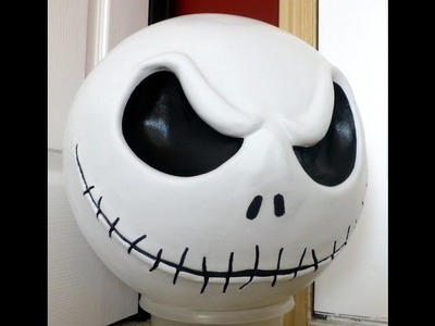 DIY Jack Skellington The Nightmare Before Christmas   Part One