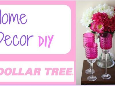 Dollar Tree DIY $6 | Dollar Tree DIY home decor candlestick holder