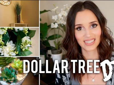 Dollar Tree DIY - Greenery For Your Home