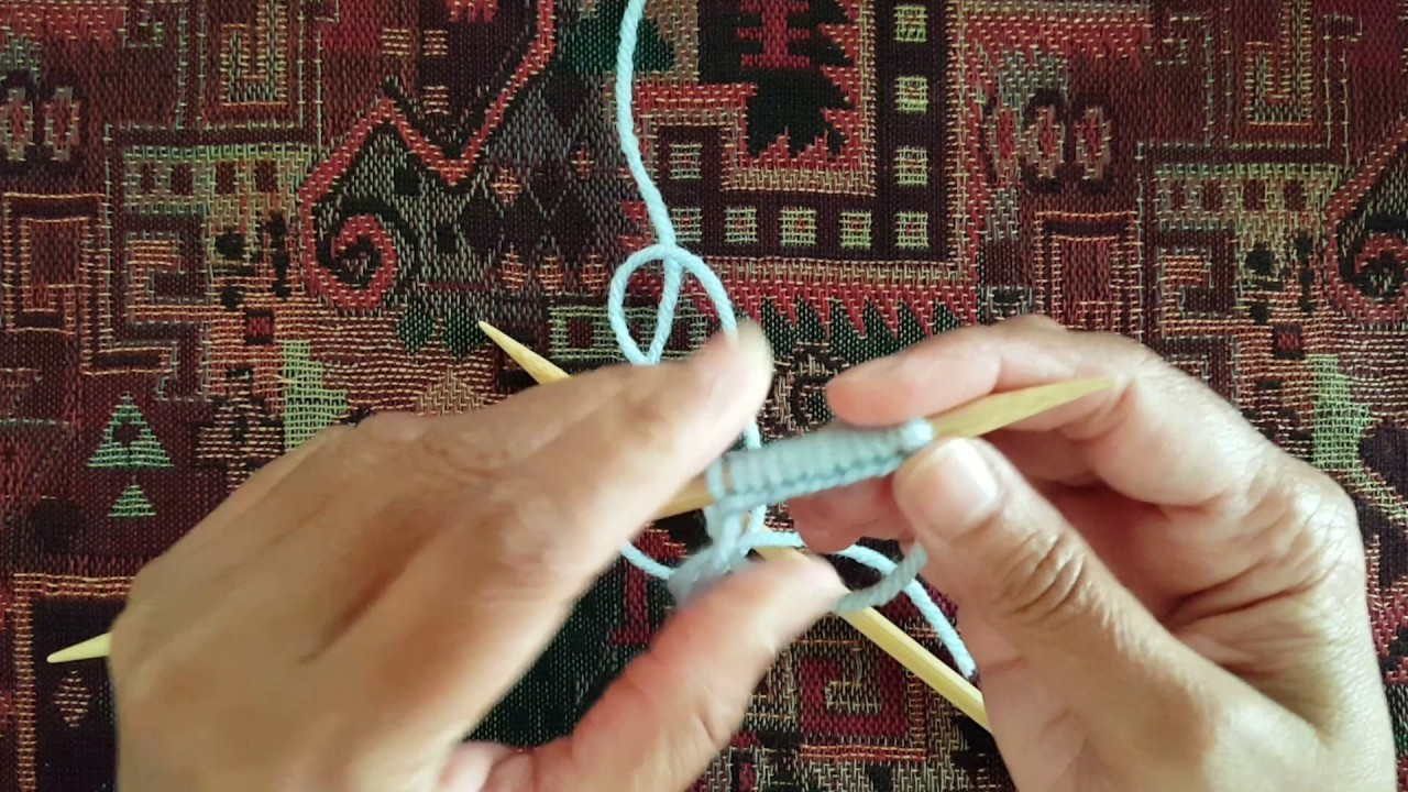 How To Cast On For Knit Stitch : How to cast on knitting stitches: Knittycats Knits tutorial, My Crafts and DI...