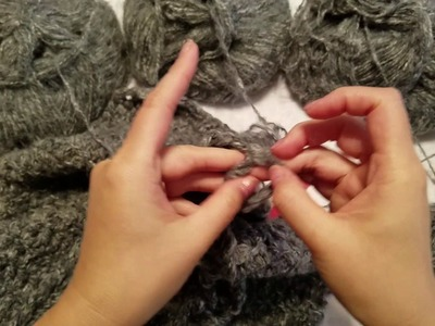 How To Faux Cable With Chains In Crochet