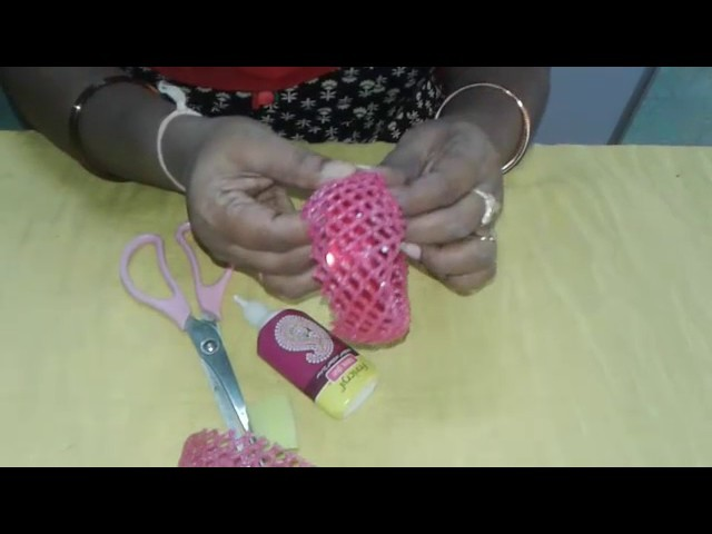 How to make bangle with an apple cover