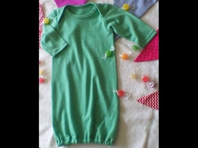 How to sew the Easy Neck Sleepsuit, to support your sewing