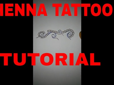 LATEST MEHNDI   PART 4   STEP BY STEP HOW TO MAKE  TATTOO STYLE TUTORIAL FOR EVERYONE