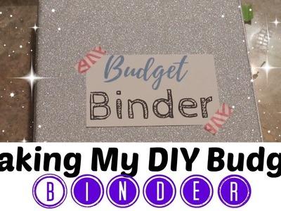 Making My 2017 DIY Budget Binder
