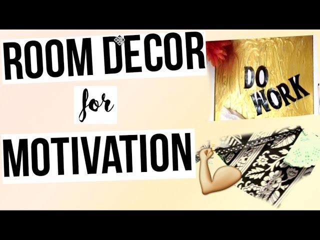Motivational Wall Decor Diy Room Decor For Motivation Diy
