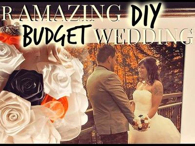 OUR AMAZING DIY BUDGET FRIENDLY WEDDING!!!