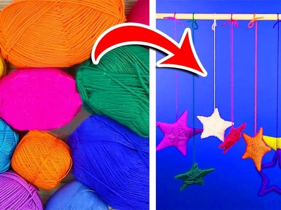 11 EASY YARN CRAFTS EVERYONE CAN MAKE