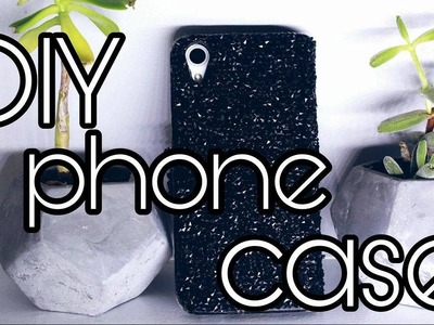 D.I.Y Phone Case| Make your old phone case look new again!